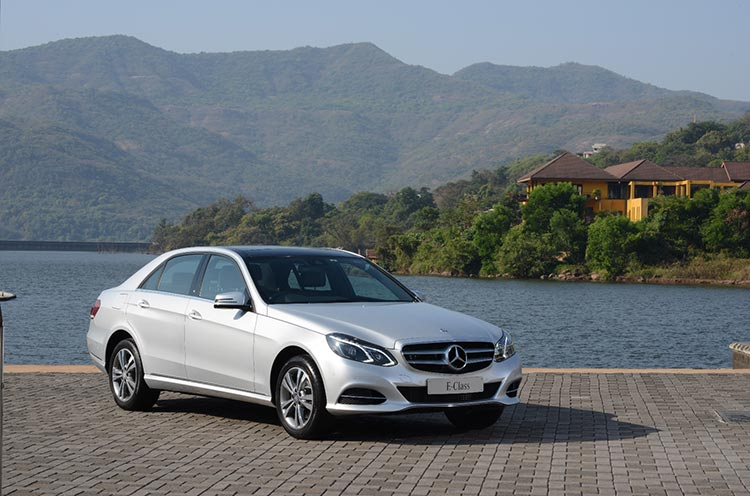 Mercedes benz introduces new my 16 e class in india on for Mercedes benz account