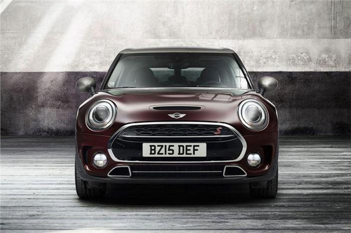 New Mini ClubMan 4