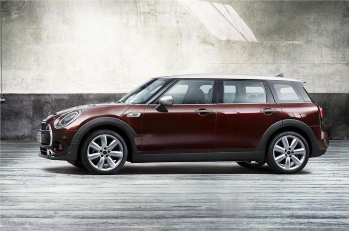 New Mini Clubman 1