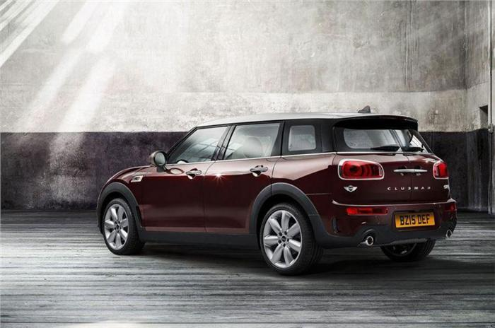 New Mini Clubman 2
