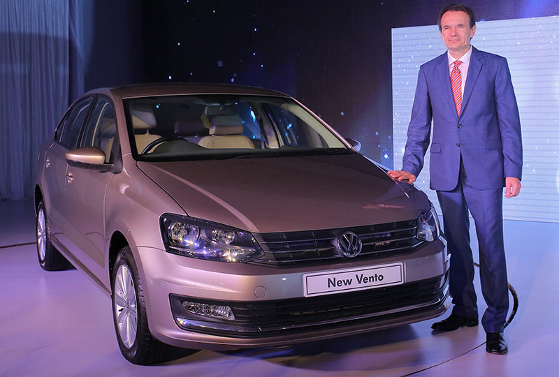 New Volkswagen Vento Launched In 6 New Colors In India