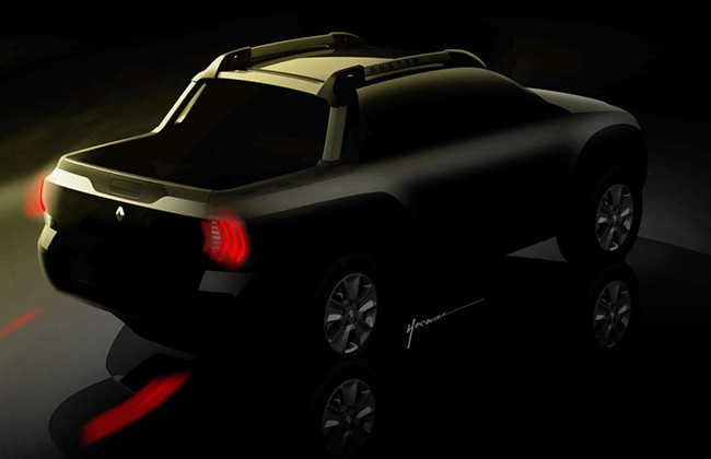 Renault Duster Pickup Image 2