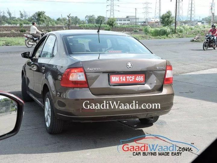 Skoda Rapid 1.2 TSI India_result
