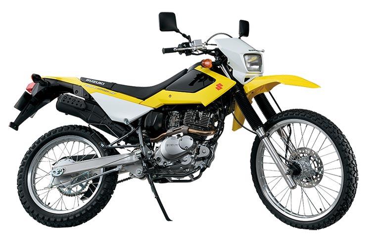 Suzuki-DR200-India