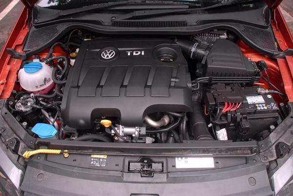 Volkswagen 1.5 litre Diesel Engine