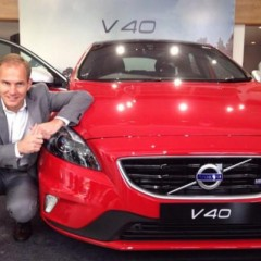 Volvo V40 hatchback launched in India at Rs 24.75 lakhs