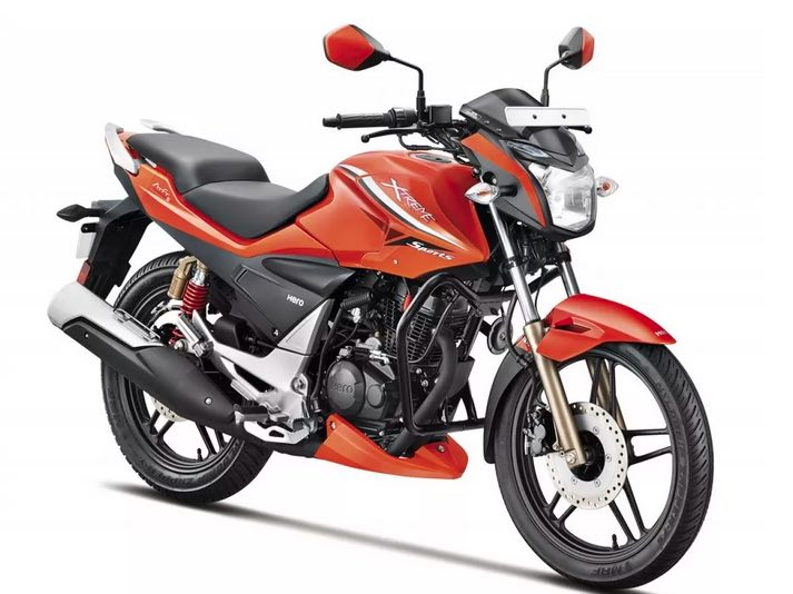 Hero xtreme sports bike by Hero Motocorp