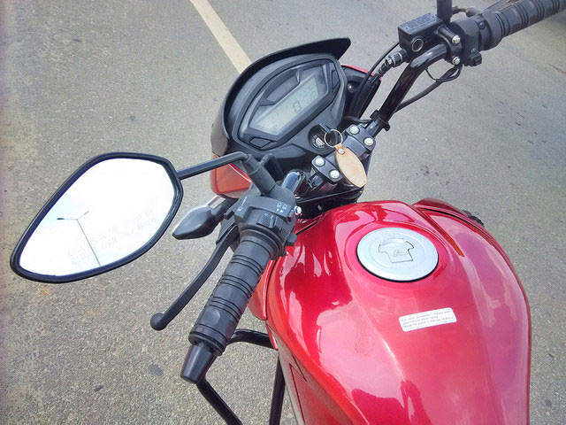 Honda CB Unicorn Digital Meter