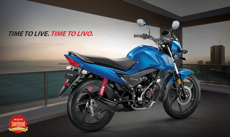 Honda Livo Launched in India