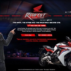 Honda Revfest on August 4 across 8 cities in India