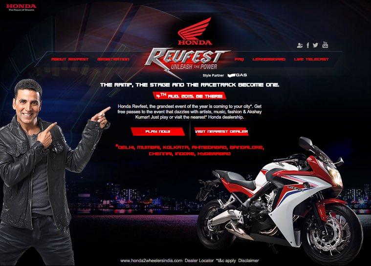 Honda RevFest