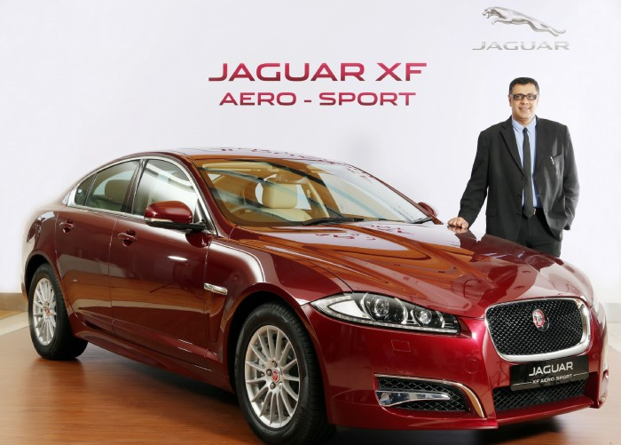 Jaguar XF Aero-sport photo 2