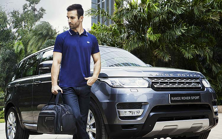Land Rover Jaguar Branded Goods