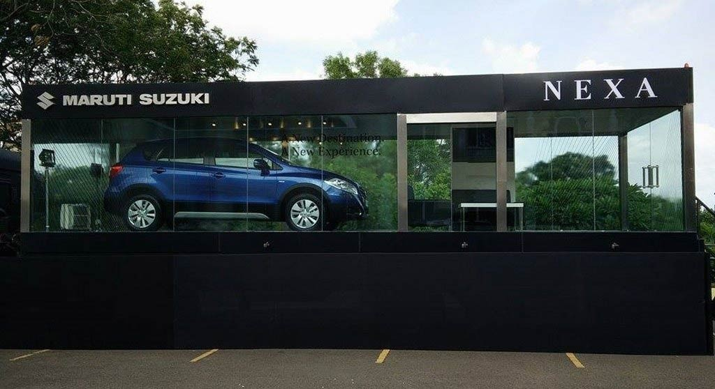 Nexa Showrooms In Bangalore Gaadikey