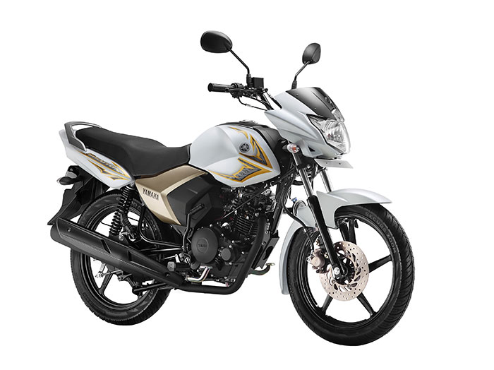 Yamaha-Saluto-Dashing-White