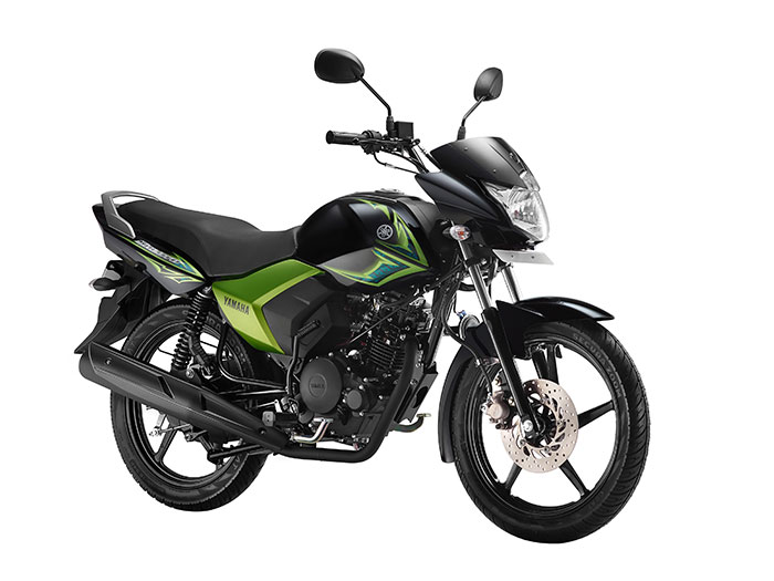 Yamaha-Saluto-Glory-Green