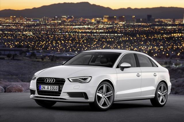 Audi A3 in India