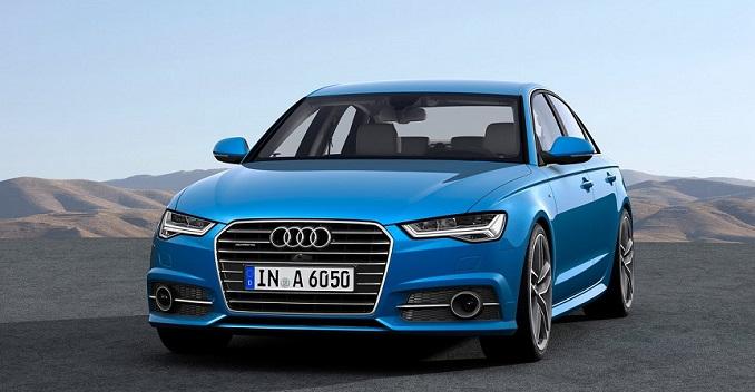 2015 Audi A6 Facelift Launch