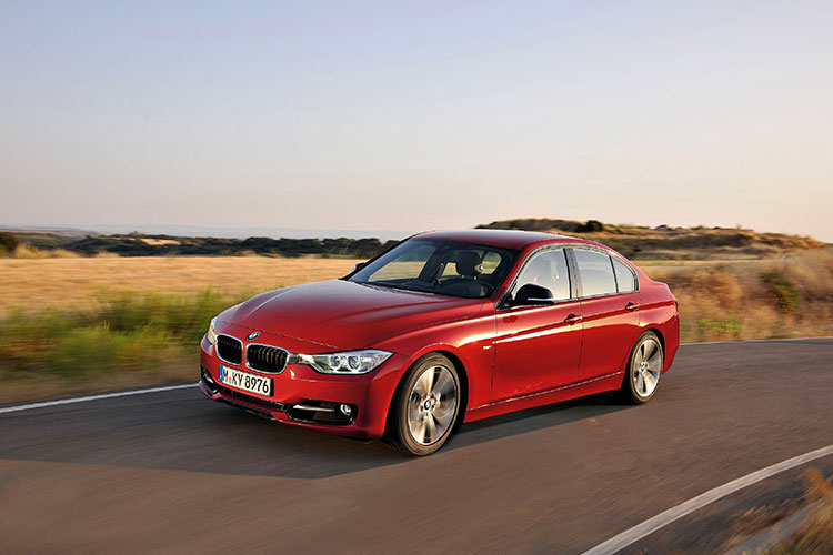 BMW 3 Series Photo 1