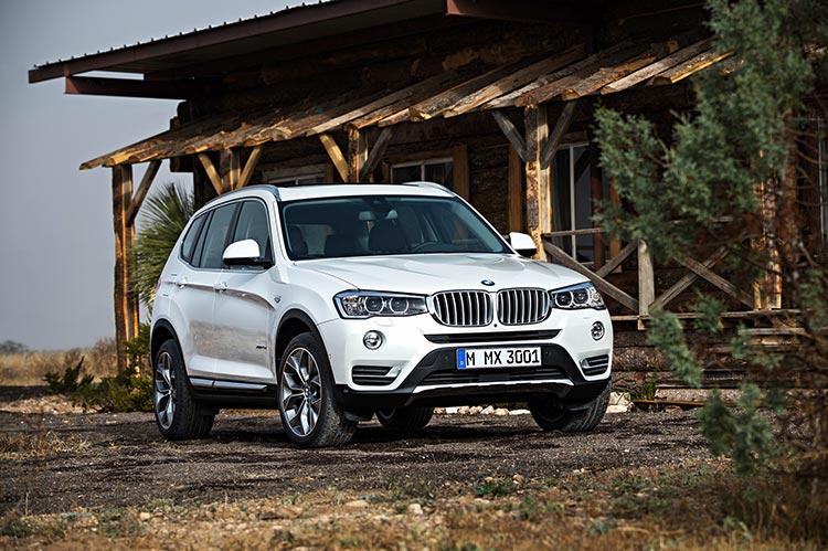 BMW X3 Photo