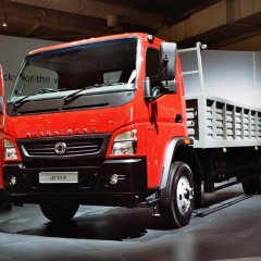 BharatBenz leads BS4 transition: 1,000 trucks on road before 1st April deadline