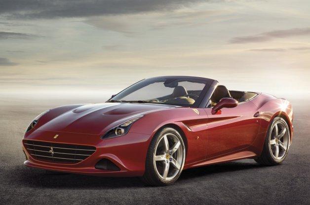 Ferrari California T India launch