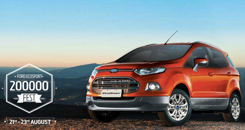 Ford EcoSport Fest