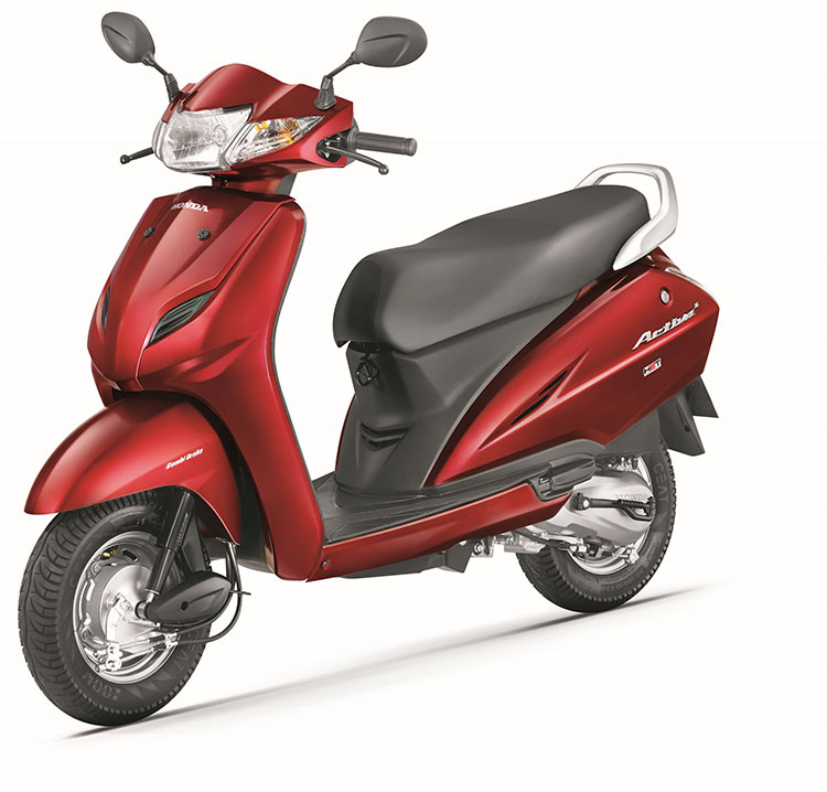 Honda Activa 1 crore unit sales