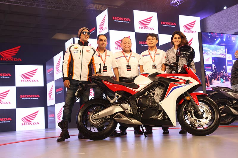 Honda CBR 650F launched in India