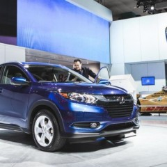 2016 Honda HR-V clears NCAP test with 5 stars