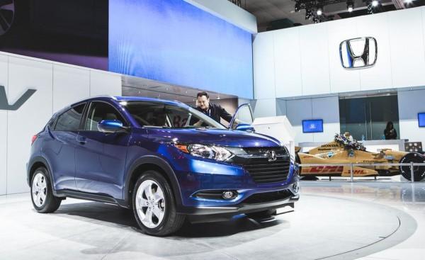 Honda HR-V Clears NCAP test