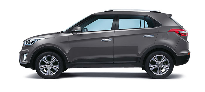 Creta 2017 White >> Here are 7 different Hyundai Creta Colours to choose from - GaadiKey