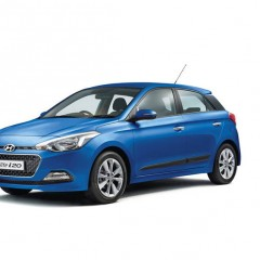 Hyundai Elite i20 and i20 Active gets AVN Infotainment system