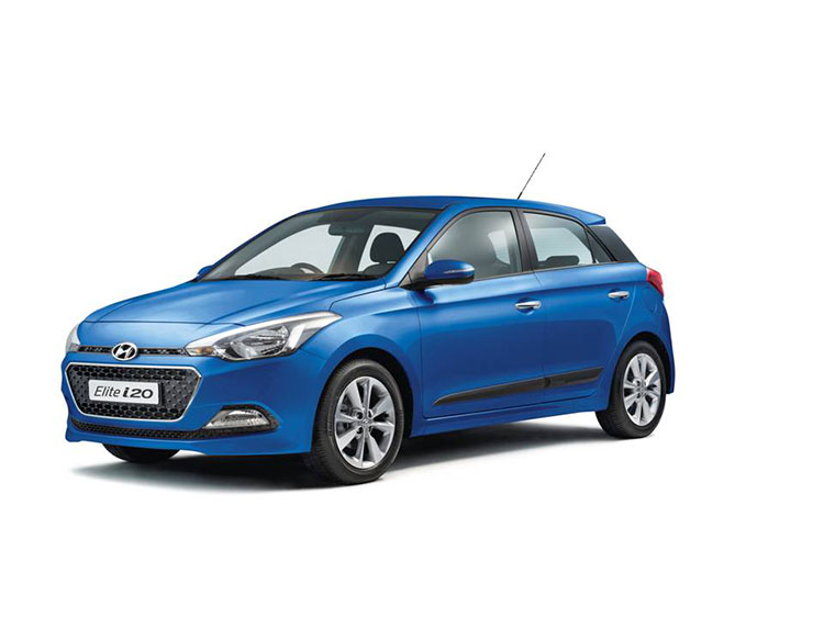 Hyundai Elite I20 And I20 Active Gets Avn Infotainment System Gaadikey