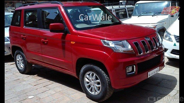 Mahindra TUV300 Photo 2