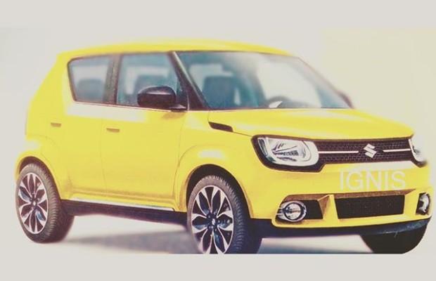 Maruti Ignis Compact SUV Image