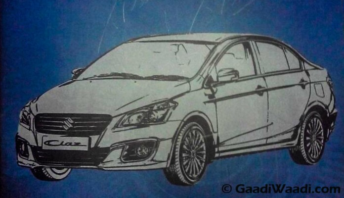 Maruti Ciaz Hybrid August Launch