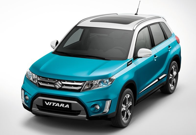 Maruti Vitara India Launch 1