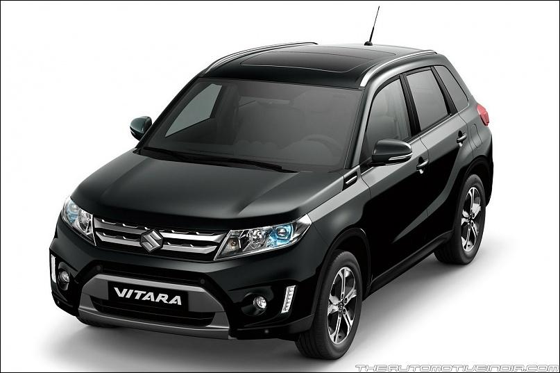 Maruti Vitara India - Suzuki Vitara India launch
