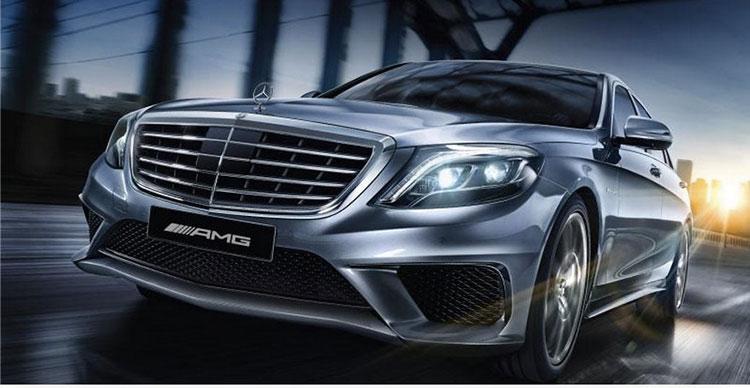 Mercedes Benz AMG India