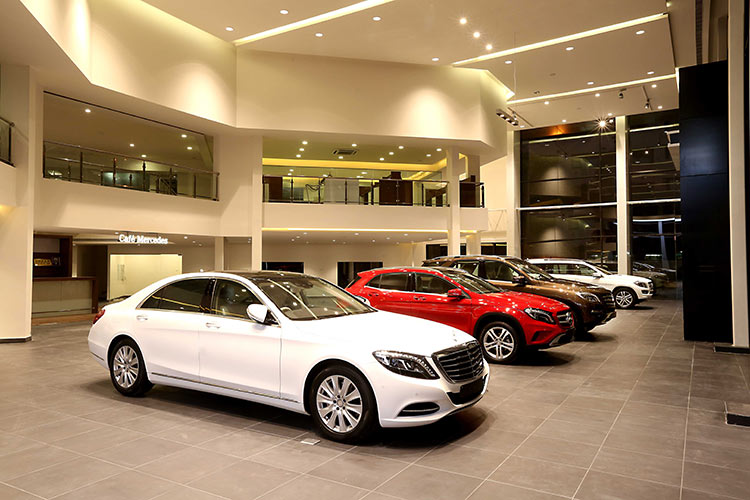 Mercedes Benz Chennai Dealership 3