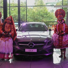 Mercedes Benz opens new dealership in Kerala