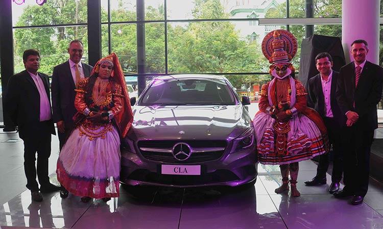 Mercedes Benz Kerala Dealership