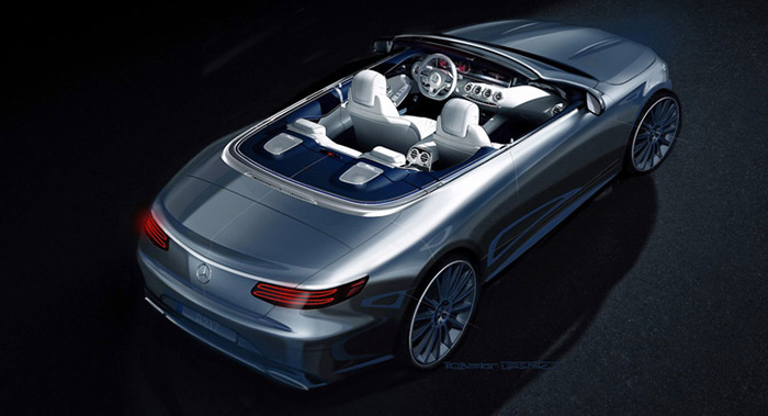 Mercedes S Class Cabriolet 2016