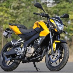 Bajaj Pulsar 200NS Production stopped to promote AS200 and RS200