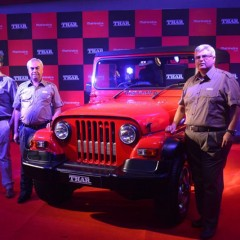 New Mahindra Thar to get 1.5L engine in 2018?