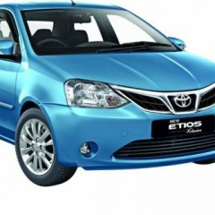 2015 Toyota Etios Xclusive launched at 7.82 lakh INR
