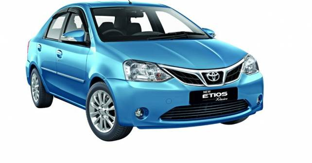 2015 Toyota Etios Xclusive Photo
