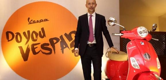 New Vespa and Aprilia Showroom Launched in Mumbai