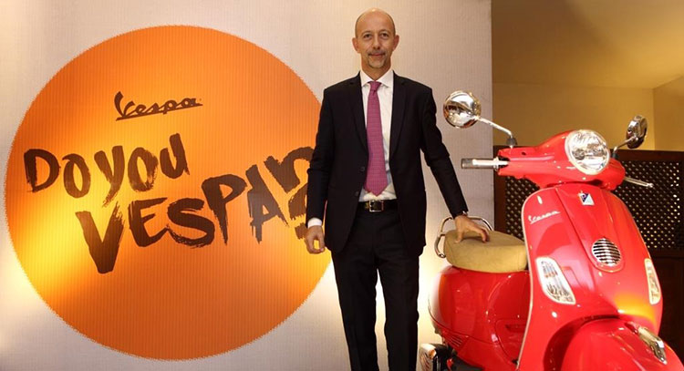 Piaggio Vespa to start operations in Nepal